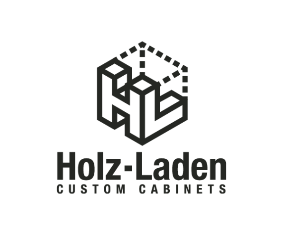 Holz-Laden Logo BW